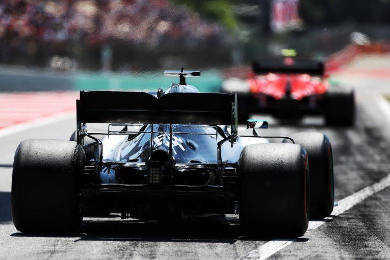 F1 | メルセデスF1、カナダGPでパワーユニットをアップグレードか。ハミルトンが開発プランを明かす