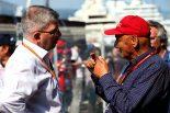 F1 | 元メルセデスF1代表ブラウン、当時のラウダの役割を振り返る。「衝突したことも数多くあった」