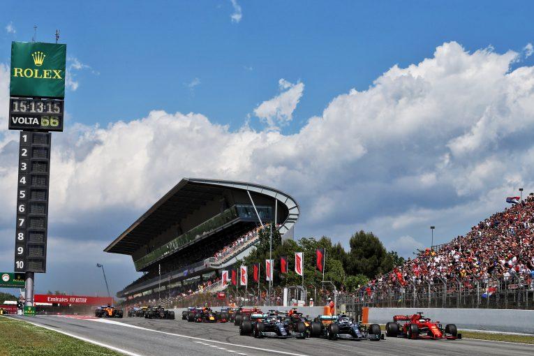 F1 | 「無観客開催の場合、F1は契約料変更に応じるはず」とスペインGP主催者