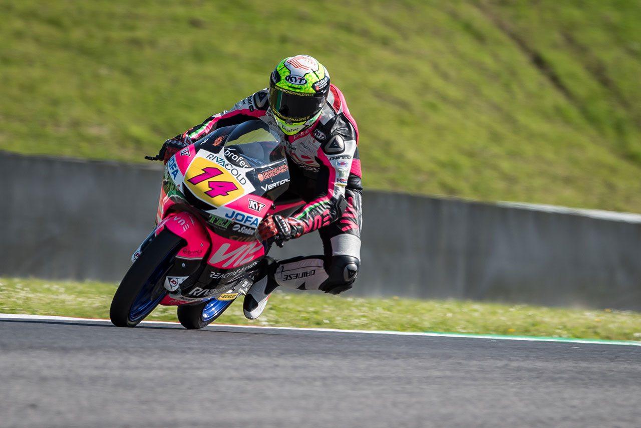 【順位結果】2019MotoGP第6戦イタリアGP Moto3クラス予選