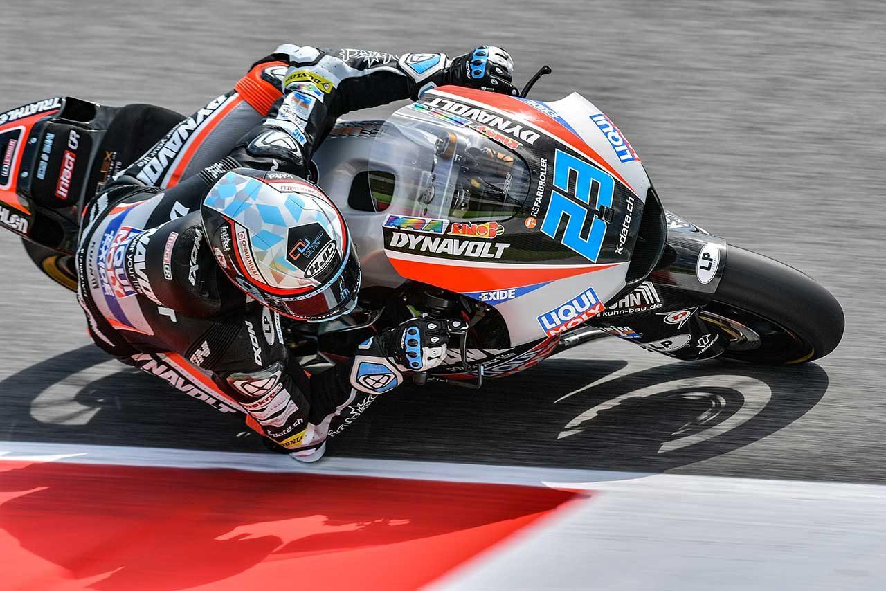 【順位結果】2019MotoGP第6戦イタリアGP Moto2クラス予選
