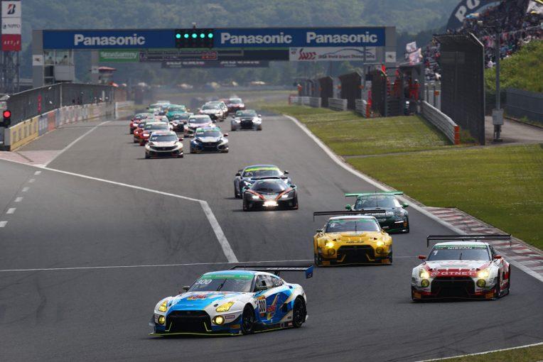 国内レース他 | 【順位結果】スーパー耐久シリーズ第3戦富士SUPER TEC24時間レース/1号車GT-Rが連覇