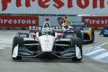【順位結果】インディカー・シリーズ第7戦デトロイト決勝レース