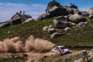 ラリー/WRC | 【順位結果】2019WRC第7戦ポルトガル SS13後
