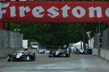 インディカー第7戦デトロイト詳報:運をつかみ寄せたニューガーデンが今季2勝目。琢磨は終盤の追い上げで連続3位