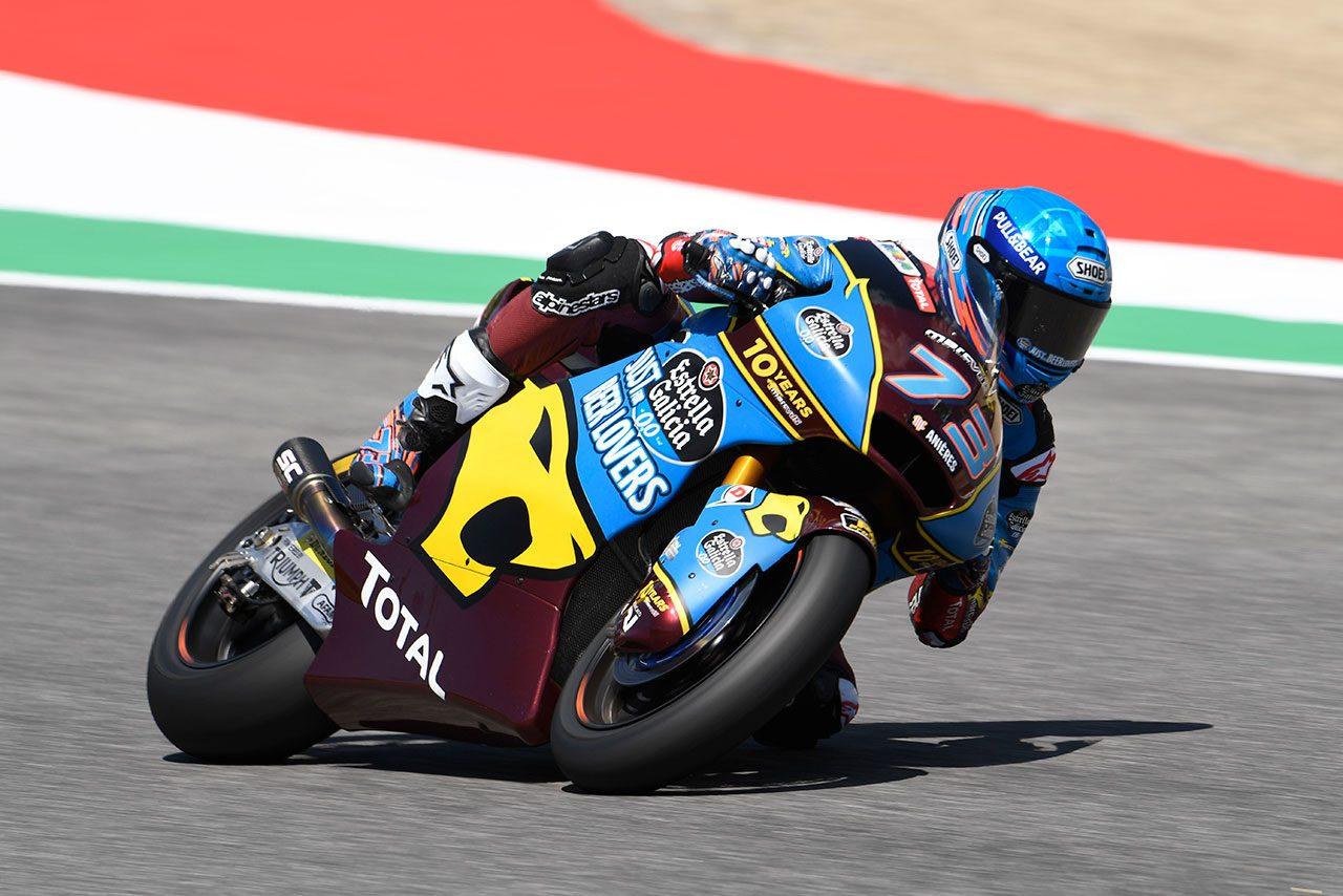 【順位結果】2019MotoGP第6戦イタリアGP Moto2クラス決勝