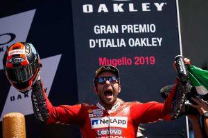 MotoGP | ペトルッチが自身初優勝。中上も自己最高位獲得/【順位結果】2019MotoGP第6戦イタリアGP MotoGPクラス決勝