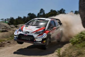 ラリー/WRC | アタック中断余儀なくされたトヨタのラトバラ、総合7位に繰り上がり/【順位結果】2019WRC第7戦ポルトガル 暫定総合