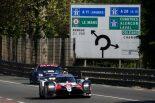 ル・マン/WEC | ル・マンテストデー:SMPが最速350km/hをマーク。トップタイムは連覇狙うトヨタ8号車