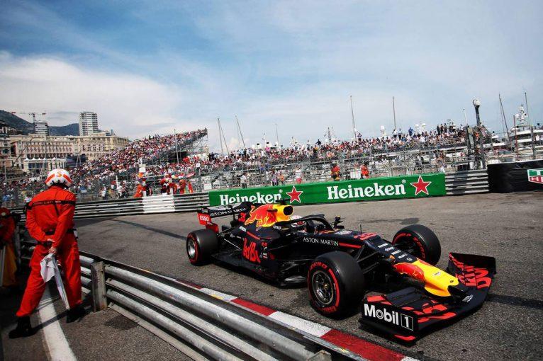 F1 | ホンダF1甘口コラム モナコGP編:4台入賞はホンダのF1活動史上2度目の快挙。メルセデスとの優勝争いも大きな収穫