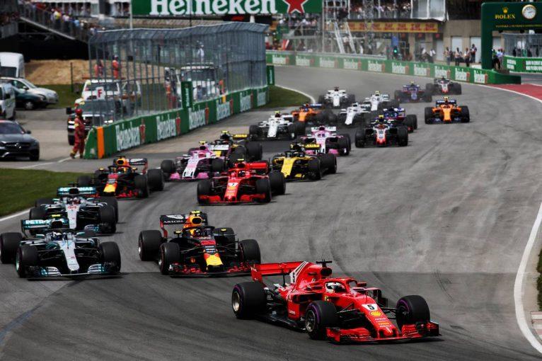 F1 | 2019年F1第7戦カナダGP、TV放送&タイムスケジュール