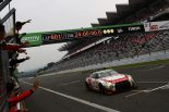 24時間で801周を走行した1号車GTNET GT3 GT-Rが連覇を達成