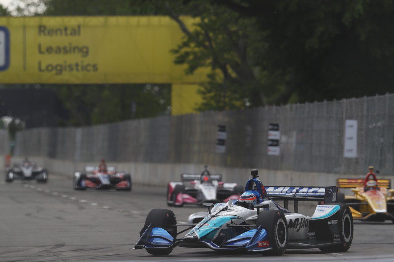 3連続3位を逃す悔しいレースとなった琢磨「スピードが足りなかったが、ポジティブな週末」