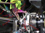 F1 | 【津川哲夫の私的F1メカチェック】開幕6戦6勝のメルセデスW10を支える、極限の最新サスペンション開発