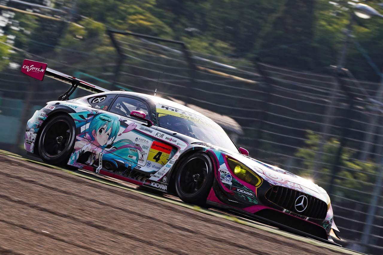 GOODSMILE RACING & TeamUKYO 2019スーパーGT第3戦鈴鹿 レースレポート