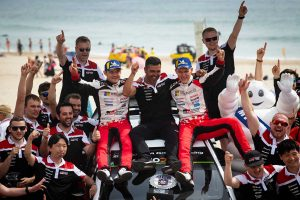 ラリー/WRC | WRC:苦戦続いたポルトガルの勝利に豊田章男総代表がコメント。「改善を重ねてきた努力が実った」
