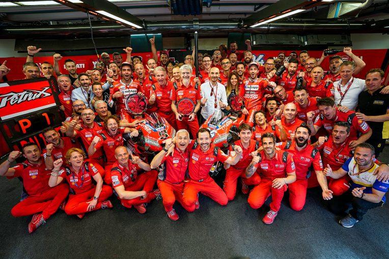MotoGP | 【ポイントランキング】2019MotoGP第6戦イタリアGP終了時点