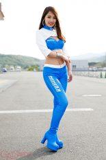 レースクイーン | 蒼怜奈(Keihin Blue Beauty)