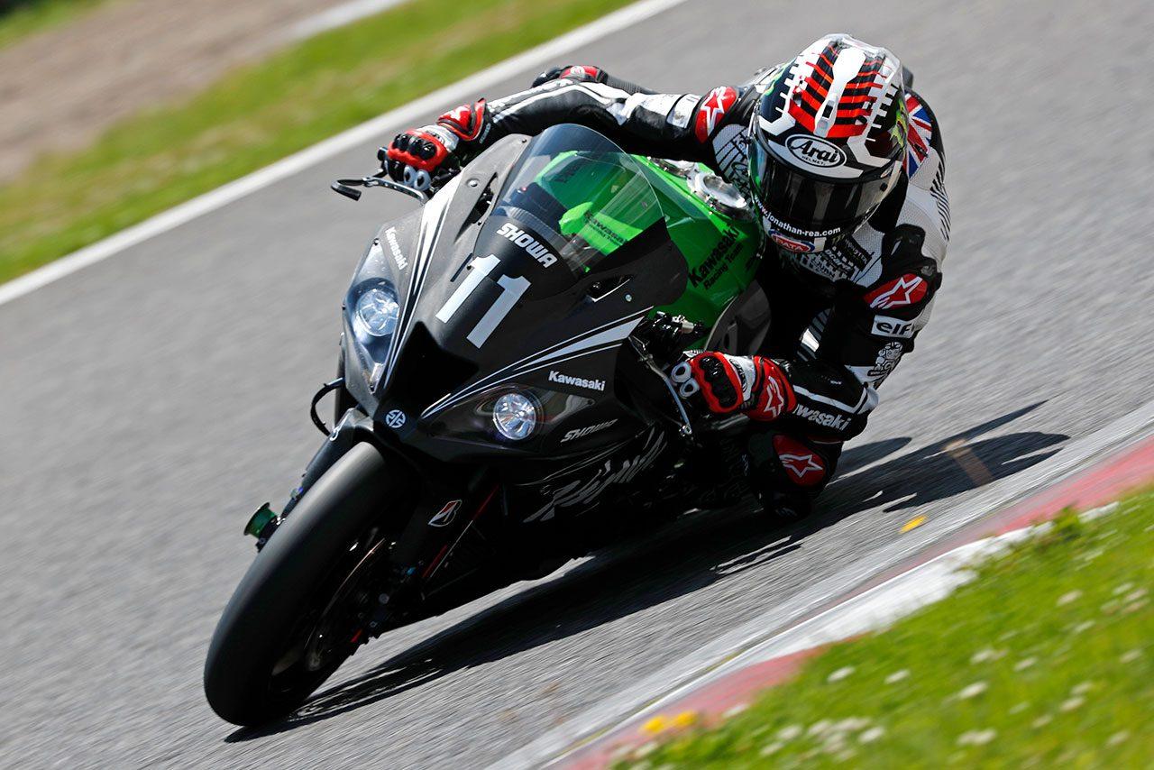 ジョナサン・レイ(Kawasaki Racing Team)
