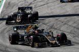 F1 | ハースF1、トップ3チームに次ぐ4番手に自信「大混戦の中団チームのなかで、最速のマシンがある」
