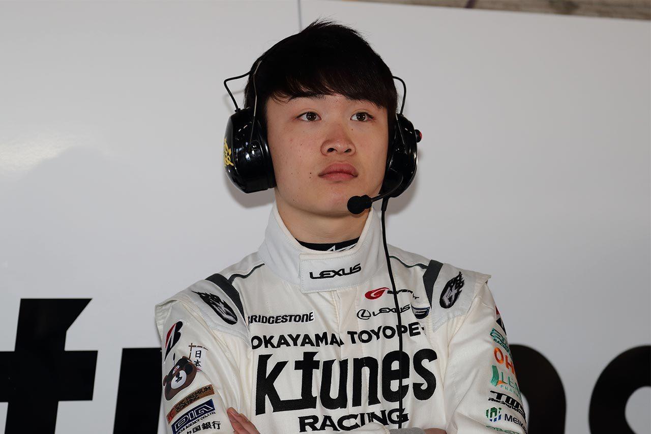 全日本F3選手権:カローラ中京 Kuo TEAM TOM'Sが岡山ラウンドで阪口晴南を起用へ