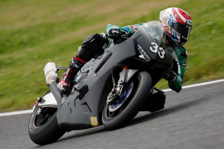 MotoGP | Team HRCにMoto2ライダー長島哲太が登場。ホンダワークスマシンで初走行/鈴鹿8耐メーカー合同テスト2日目