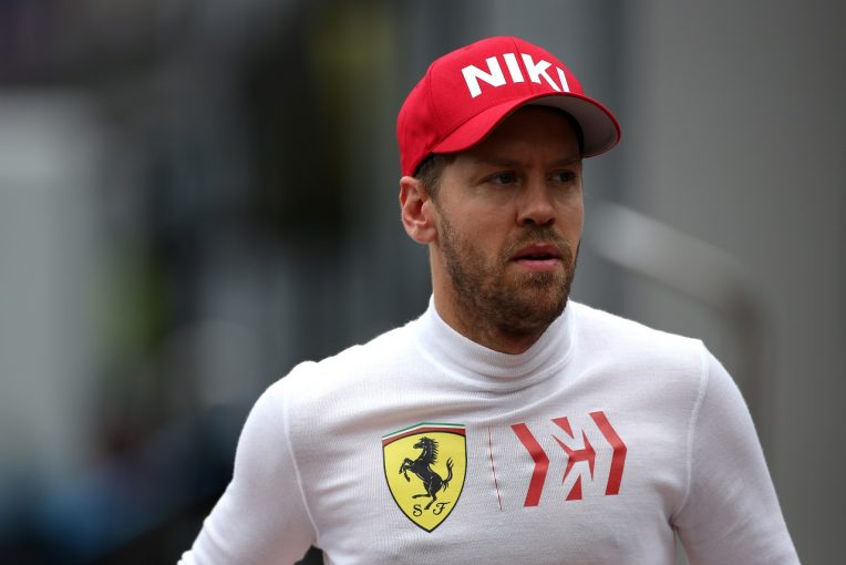 F1   ベッテル、F1引退報道を一蹴「フェラーリでやるべきことがまだ残っている」