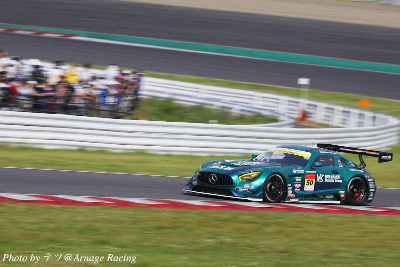 Arnage Racing 2019スーパーGT第3戦鈴鹿 レースレポート