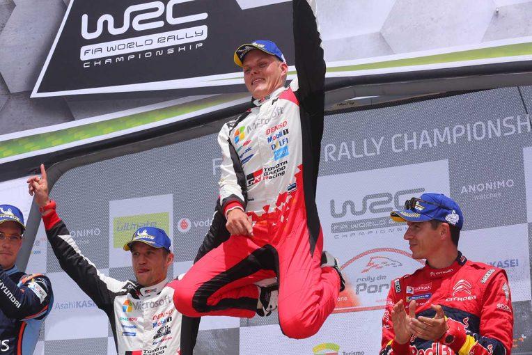 ラリー/WRC | 【動画】2019WRC世界ラリー選手権第7戦ポルトガル ダイジェスト
