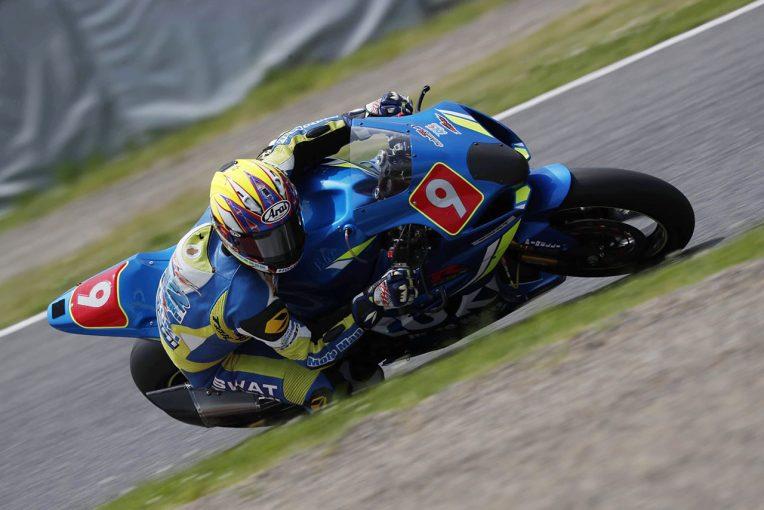 MotoGP | スズキGSX-R1000を駆るMotoMap S.W.A.T.が鈴鹿8耐の参戦体制を発表