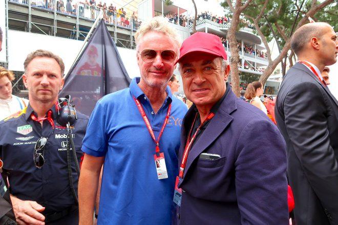 2019年F1第6戦モナコGP エディ・アーバイン