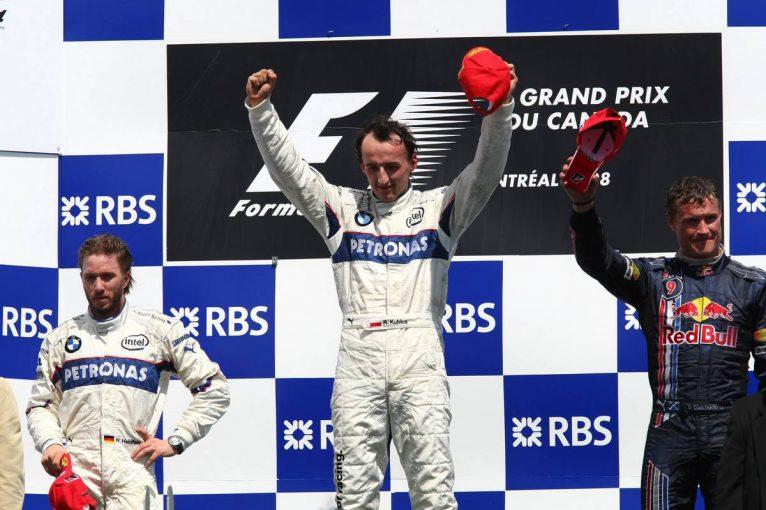 F1 | 1本のシャンパンボトルを巡ってBMWとザウバーが張り合い。クビサのF1初優勝にまつわる秘話