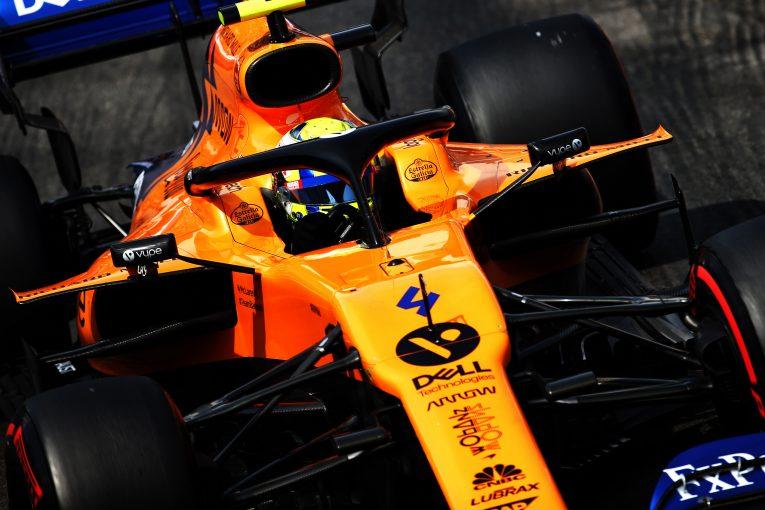 F1 | F1カナダGP初挑戦もシミュレーター上では「以前から好みのサーキット」とノリス