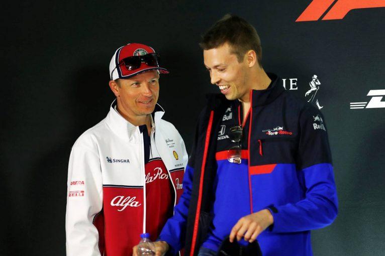 F1 | F1カナダGP木曜会見:トロロッソでの最多出走回数に並んだクビアト。「ちょっと、歳をとった気分」