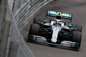 F1 | ボッタス、パワーユニットのアップグレード投入も「トップスピードではフェラーリには敵わない」