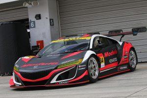 スーパーGT | EvoモデルとなったホンダNSX GT3(Modulo KENWOOD NSX GT3)