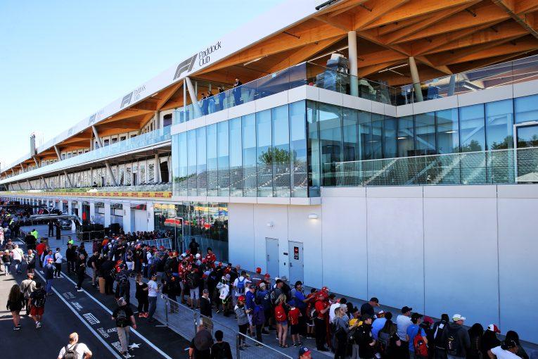 F1 | F1カナダGP主催者、新ピット施設の完成が間に合ったのは「ほとんど奇跡」と明かす