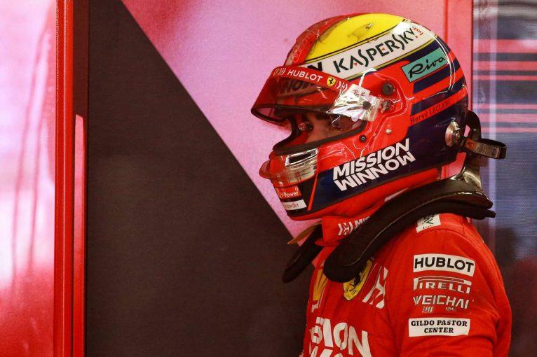 F1 | 「バクーでのクラッシュは、みっともなかった」ルクレール、予選でのミスを反省しアプローチを変更