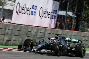 F1 | F1第7戦カナダGP FP1:トップはハミルトン、フェルスタッペンがフェラーリに割って入る4番手