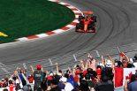 2019年F1第7戦カナダGP シャルル・ルクレール(フェラーリ)
