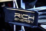 F1 | ハースF1、タイトルスポンサー『リッチ・エナジー』社からの要請でブランドロゴをマシンから削除