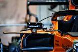 2019年F1第7戦カナダGP マクラーレンMCL34 ウイングミラー