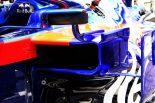 2019年F1第7戦カナダGP トロロッソ・ホンダSTR14 ウイングミラー