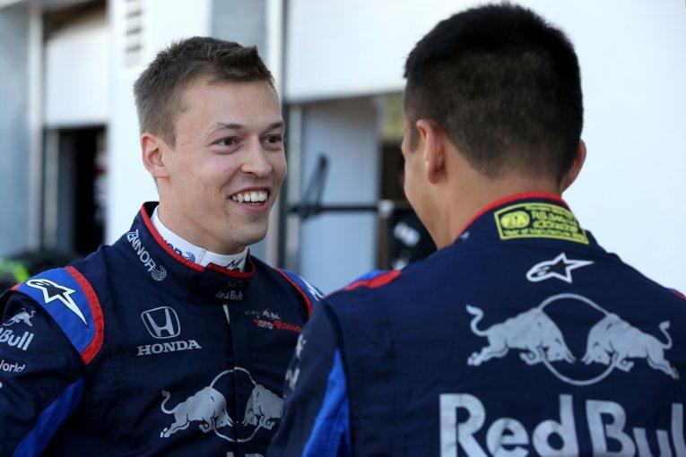 F1   クビアト15番手「あまり相性がよくないサーキット。それでも予選までに改善できると信じている」:トロロッソ・ホンダ F1カナダGP金曜