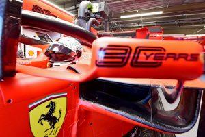 F1 | フェラーリ初日1-2も「今のところ僕らは最速ではない」とベッテル:F1カナダGP金曜