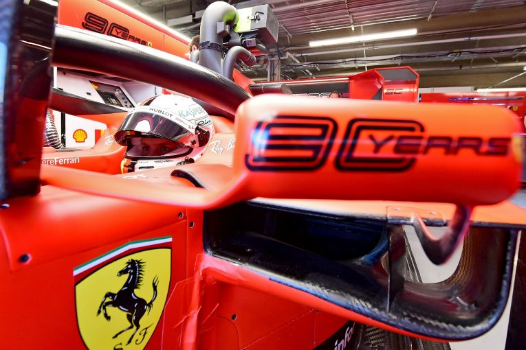 F1   フェラーリ初日1-2も「今のところ僕らは最速ではない」とベッテル:F1カナダGP金曜