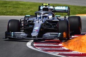 F1 | ボッタス3番手「わずかながらパワーが向上し、心強い」。トラブルは新パワーユニット導入とは無関係:メルセデス F1カナダGP金曜