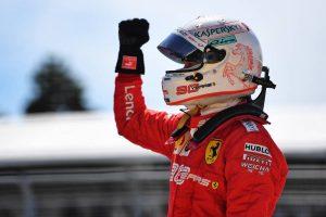F1 | クラッシュ&スピンの荒れた予選でベッテルが今季初ポール獲得。フェルスタッペンは不運のQ2落ち【F1第7戦カナダGP予選】
