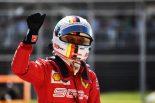 2019年F1第7戦カナダGP ポールポジションを獲得したセバスチャン・ベッテル