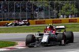 2019年F1第7戦カナダGP アントニオ・ジョビナッツィ(アルファロメオ)